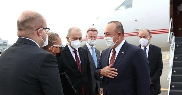 Dışişleri Bakanı Çavuşoğlu Finlandiya'da