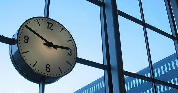 Saatler geri mi alındı? 26 Ekim saat kaç? Türkiye'de saatler değişti mi?