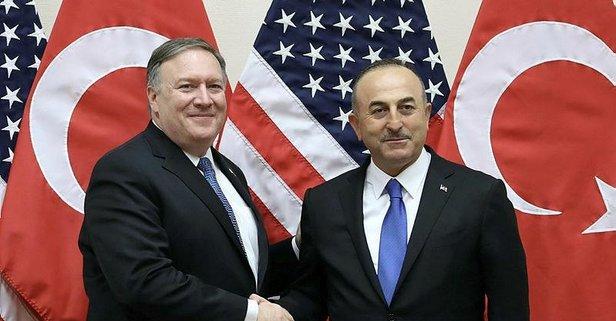 Türkiye-ABD arasında önemli görüşme