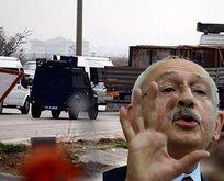 Kılıçdaroğlu MİT TIR'ları ihanetine sahip çıktı