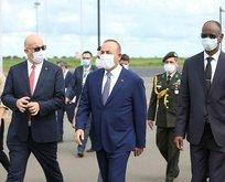 Dışişleri Bakanı Çavuşoğlu'ndan özel görüşme