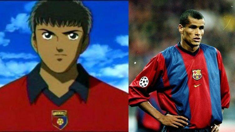 Hangi Tsubasa karakteri, hangi futbolcudan esinlendi?