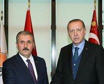 Cumhurbaşkanı Erdoğan Destici ile bir araya gelecek