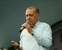 Erdoğan'dan o kapağa ilk yorum