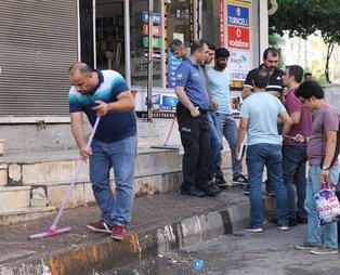 Diyarbakır'da hareketli dakikalar... Sokak'ta dehşet! 8 yaşındaki çocuğu boğazından bıçakladı