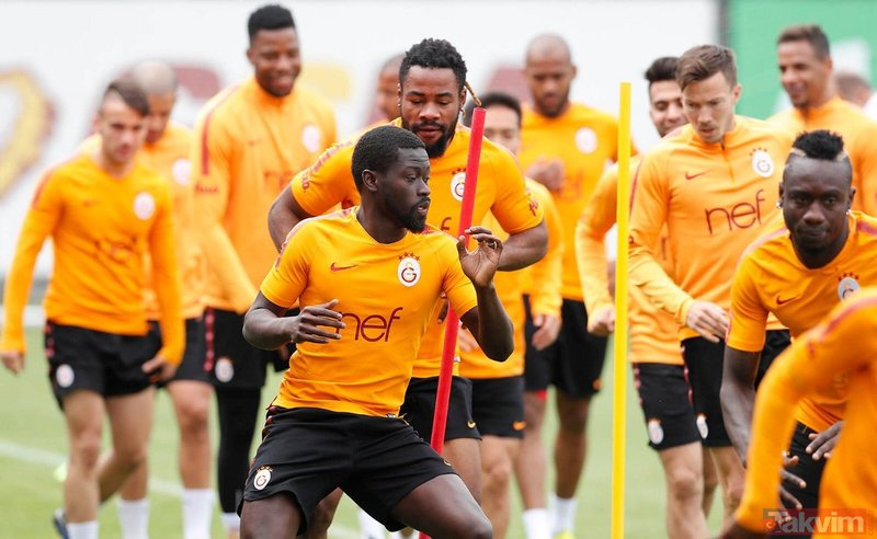 Fatih Terim Akhisarspor maçı kadrosunu belirledi! Yıldız isim 11'e geri döndü