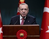 Başkan Erdoğan Özbekistan'ın bağımsızlığını kutladı