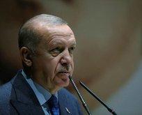 Başkan Erdoğan'dan İstiklal Marşı mesajı