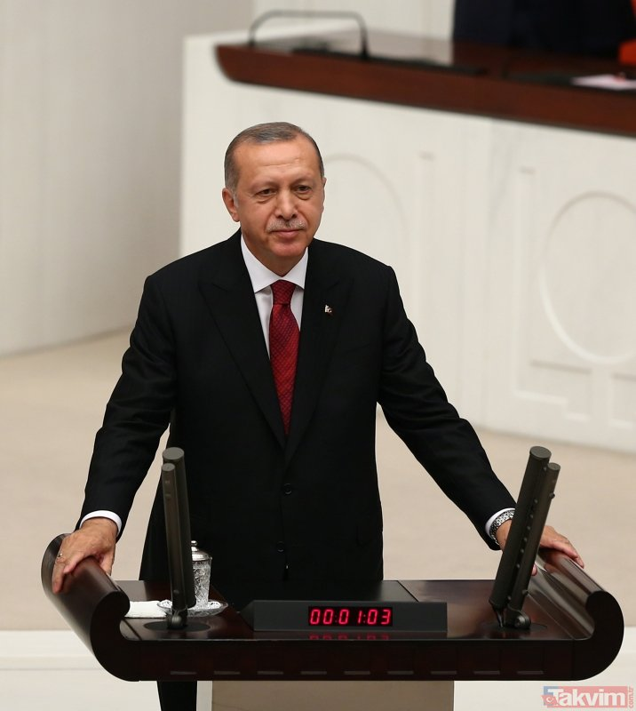 Türkiye yeni sisteme resmen geçti! İşte tarihi günden kareler