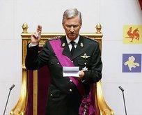 Belçika Kralı Philippe'den pişmanlık mektubu