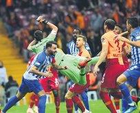 Galatasaray sahasında 23 maçtır yenilmiyor