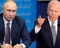 ABD'den Rusya'ya yaptırım kararı!