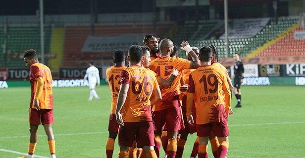 Galatasaray'da işler tersine döndü