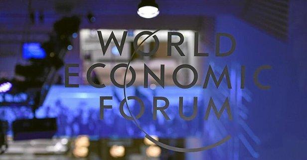 Türkiye heyeti Davos'ta! Dünya Ekonomik Forumu'na katılacaklar