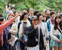 Turizmde Çin seferberliği