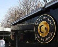 Türkiye'den ABD'deki caminin kundaklanmasına tepki