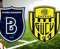 Başakşehir-Ankaragücü maçı saat kaçta?