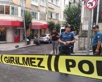 Şişli'de banka soygunu... Güvenlik görevlisine ateş açıldı