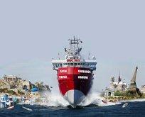 Akdeniz'de inanılmaz doğal gaz ve petrol rezervi bulduk!