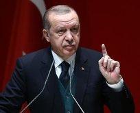 Cumhurbaşkanı Erdoğandan kritik Kudüs görüşmesi!