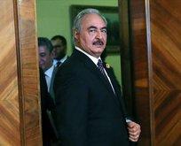 Libya'da hükümet duyurdu: Hafter ateşkesi ihlal etti