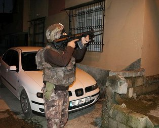 Adana'da PKK'ya operasyon!