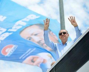 Cumhurbaşkanı Erdoğan İstanbullulara büyük müjde