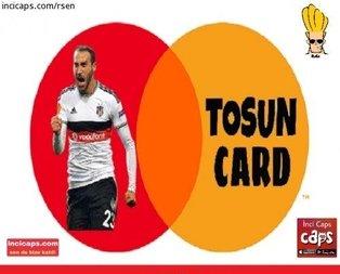 Monaco - Beşiktaş maçı capsleri