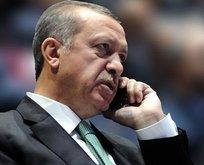 Erdoğandan Hayat Karabekir Feyzioğlu için başsağlığı
