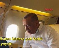Erdoğan Avrupa Şampiyonu voleybolcuları tebrik etti