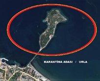 Karantina Adası için restorasyon ihalesi!