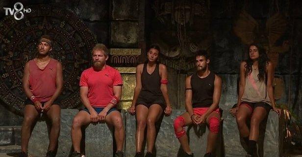 Survivor'da takımlar değişti! Survivor yeni takımlar nasıl? Survivor kırmızı ve mavi takım kadrosu!