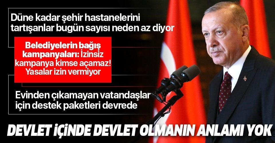 Son dakika: Başkan Recep Tayyip Erdoğan'dan AK Parti İl Başkanları toplantısında önemli açıklamalar