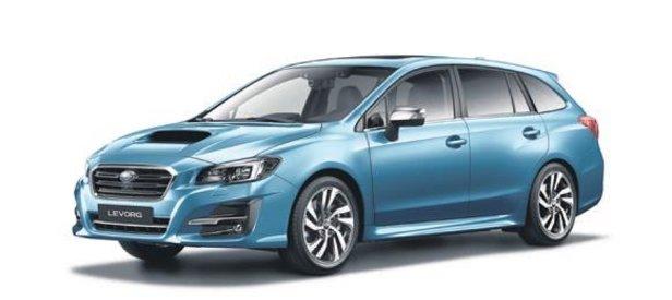Yenilenen Subaru Levorg Türkiye'de