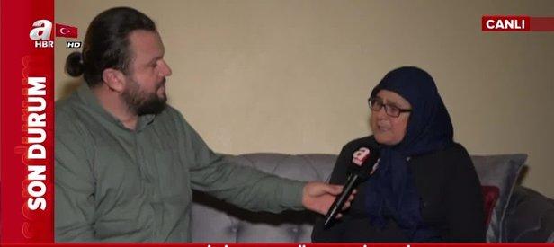 Başkan Erdoğan'ın aradığı Esma Çökmen o görüşmeyi A Haber'e anlattı! Evinde dikkat çeken detay