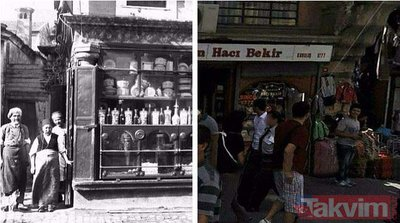 İstanbul'un eski ve yeni hali! Şaşırtan değişim...