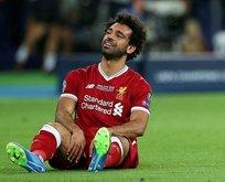 Mohamed Salah Dünya Kupasında oynayabilecek mi?