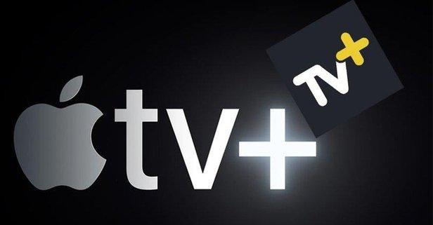 Apple'ın tanıttığı TV+'ın isim hakkı bakın kimde çıktı?