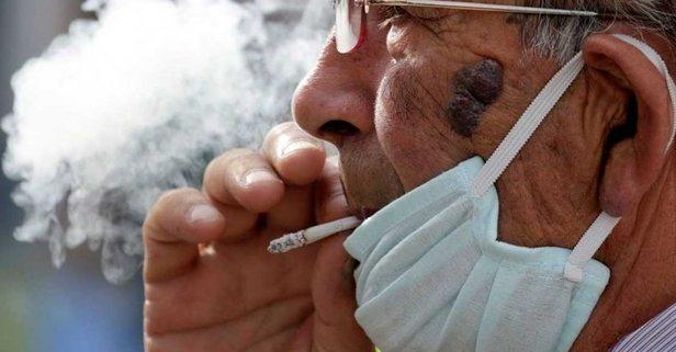 O ülkeden salgına karşı sigara içme yasağı!