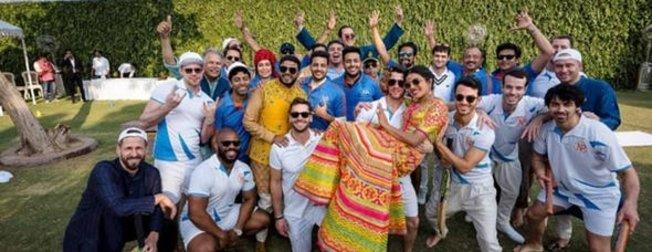 Priyanka Chopra ile Nick Jonas'ın düğünü olay oldu! İşte herkesin konuştuğu Priyanka Chopra ile Nick Jonas'ın düğününden kareler
