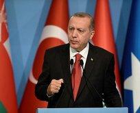 Cumhurbaşkanı Erdoğan: Filistin sahipsiz değildir