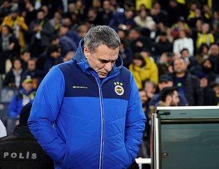 Fenerbahçe Teknik Direktörü Ersun Yanal'dan flaş karar! Taşlar yerinden oynuyor
