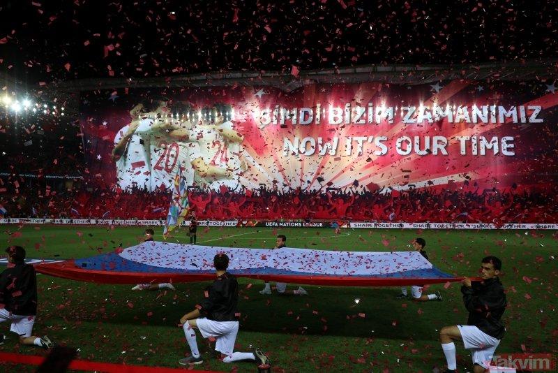 A Milli Takımdan kötü başlangıç I Türkiye: 1 Rusya:2 (MAÇ SONUCU)