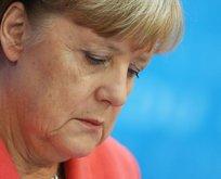 Almanyada Merkel hükümetini sarsacak seçim