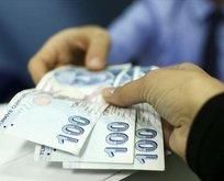 Burs ve krediler hesapta
