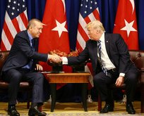 Erdoğan-Trump görüşmesinin ardından flaş açıklama