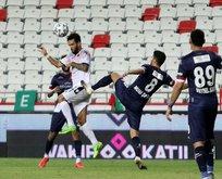 Antalyaspor Gençler'i 2 golle geçti!