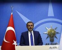 AK Parti'den açıklama: İstifa etmezse...