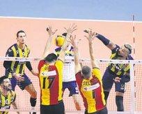 Galatasaray filede Fenerbahçe'yi yıktı