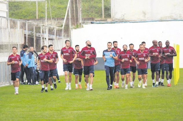 Trabzon düğmeye bastı
